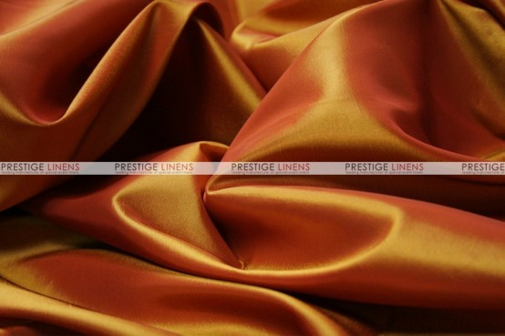 Solid Taffeta Chair Cover - 230 Fire Orange