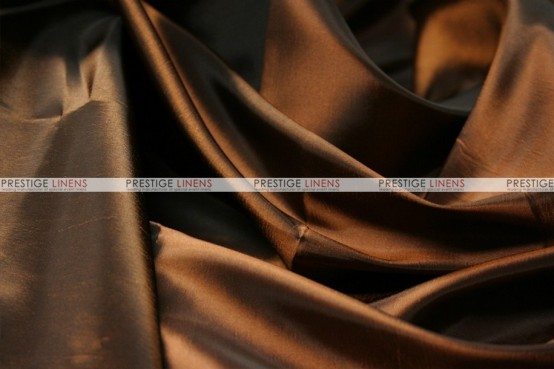 Solid Taffeta Chair Cover - 333 Brown