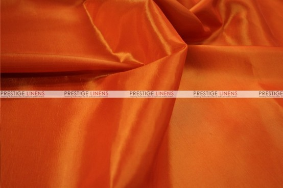 Solid Taffeta Chair Cover - 447 Dk Orange
