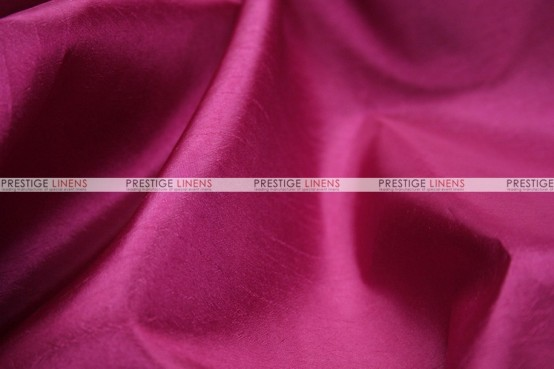 Solid Taffeta Chair Cover - 529 Fuchsia