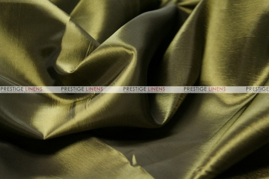 Solid Taffeta Chair Cover - 830 Olive