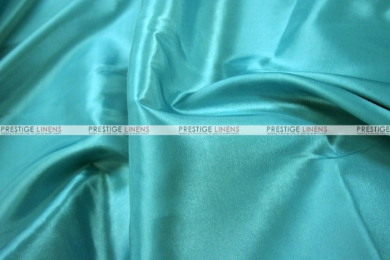 Solid Taffeta Chair Cover - 927 Aqua