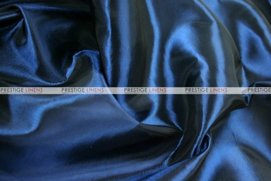 Solid Taffeta Chair Cover - 964 Petroleum Blue
