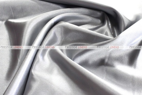 Bridal Satin Chair Cover - 1126 Silver