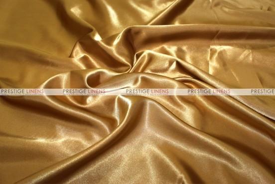 Bridal Satin Chair Cover - 229 Dk Gold