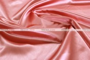 Bridal Satin Chair Cover - 432 Coral