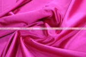 Bridal Satin Chair Cover - 528 Hot Pink