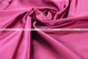 Bridal Satin Chair Cover - 529 Fuchsia