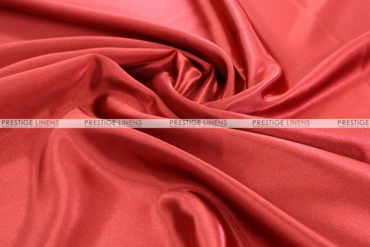 Bridal Satin Chair Cover - 626 Red
