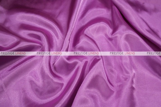 Charmeuse Satin Chair Cover - 1045 Violet