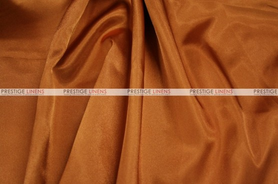 Charmeuse Satin Chair Cover - 336 Cinnamon