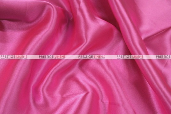 Charmeuse Satin Chair Cover - 566 Pink Panther