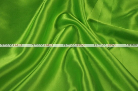 Charmeuse Satin Chair Cover - 726 Lime