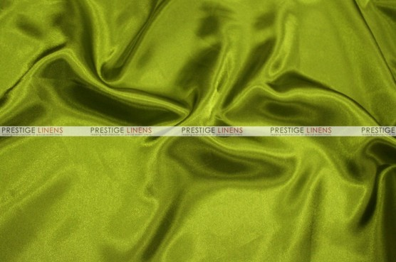Charmeuse Satin Chair Cover - 752 Avocado