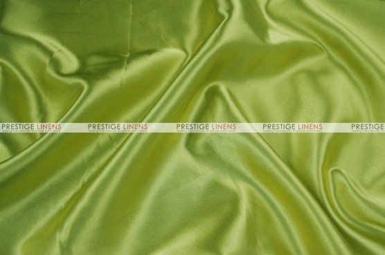 Charmeuse Satin Chair Cover - 836 Kiwi