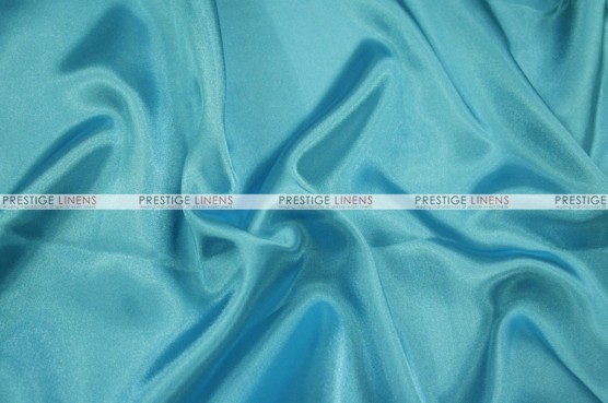 Charmeuse Satin Chair Cover - 938 Dk Aqua