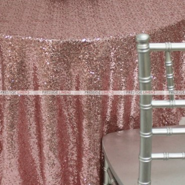 Glitz Table Linen - Mauve