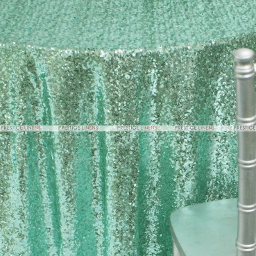 Glitz Table Linen - Mint