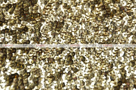 Gatsby Sequins Draping - Gold