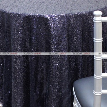 Glitz Table Linen - Navy