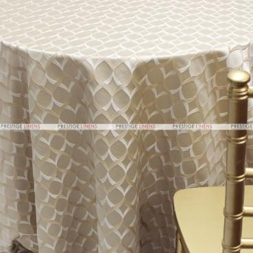 Helix Table Linen - Beige