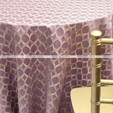 Helix Table Linen - Lavender