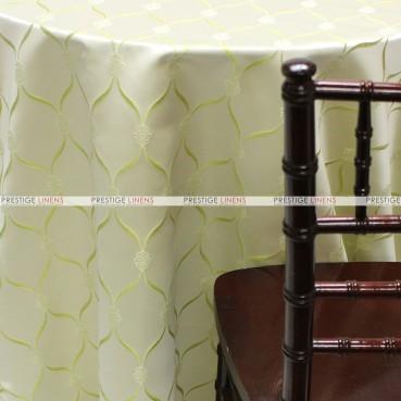 Lodi Table Linen - Apple Green
