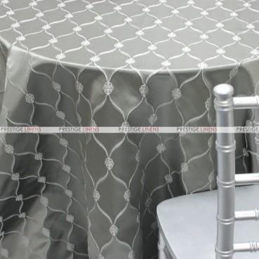 Lodi Table Linen - Grey