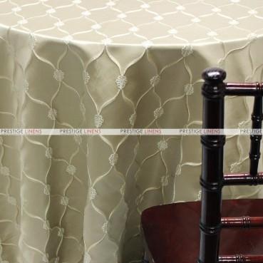 Lodi Table Linen - Mocha