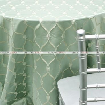 Lodi Table Linen - Seafoam