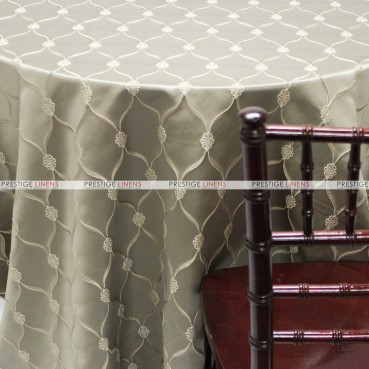 Lodi Table Linen - Taupe