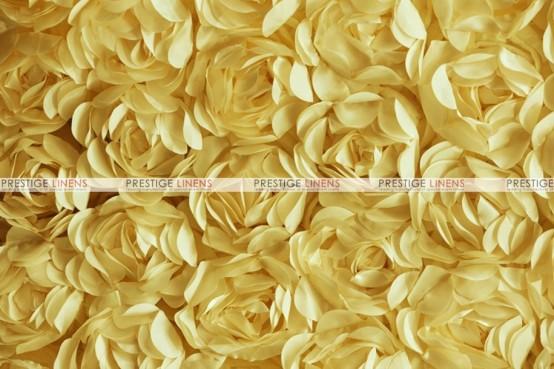 Rose Bordeaux Table Linen - Gold