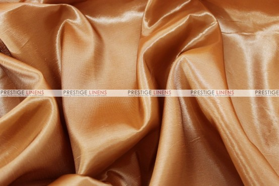 Solid Taffeta Table Linen - 352 Amber