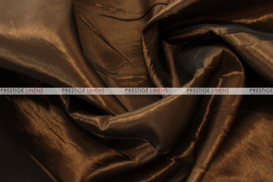 Solid Taffeta Table Linen - 400 Chocolate