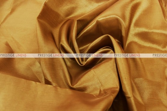 Solid Taffeta Table Linen - 429 Mustard