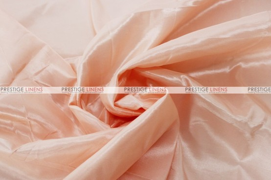 Solid Taffeta Table Linen - 430 Peach
