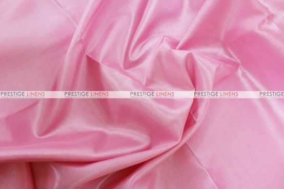 Solid Taffeta Table Linen - 539 Candy Pink