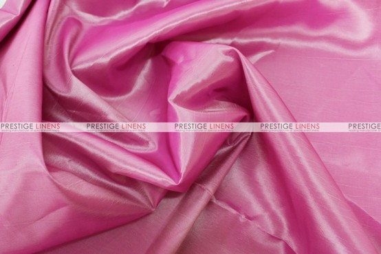 Solid Taffeta Table Linen - 550 Flamingo