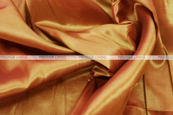 Solid Taffeta Table Linen - 800 Sunset