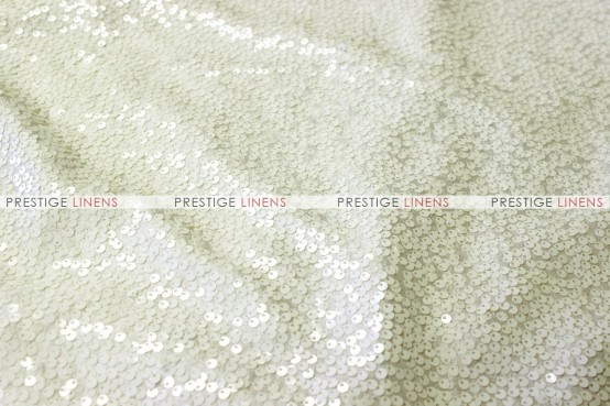 Taffeta Sequins Embroidery Table Linen - Ivory