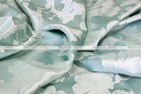 Alex Damask - Fabric by the yard - Surf Blue