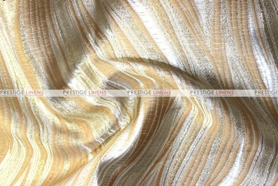 Allure - Fabric by the yard - Champagne