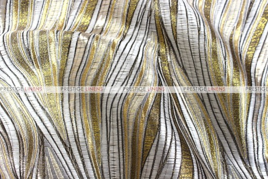 Allure - Fabric by the yard - Gold