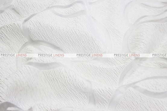 Apollo - Fabric by the yard - White