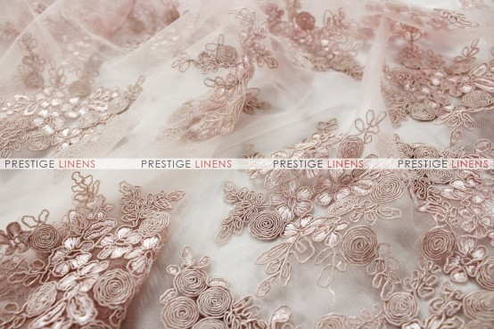 BELLAIRE - Fabric by the yard - Blush