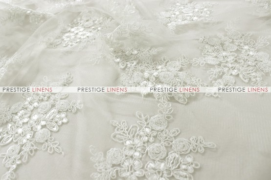 BELLAIRE - Fabric by the yard - Ivory