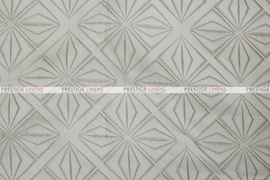 Bentley - Fabric by the yard - Silver