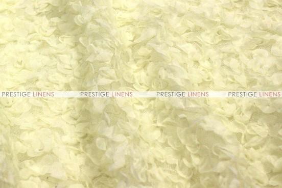 Blossom Sheer - Fabric by the yard - Banana
