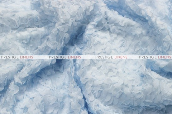 Blossom Sheer - Fabric by the yard - Blue