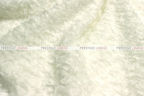 Blossom Sheer - Fabric by the yard - Ivory